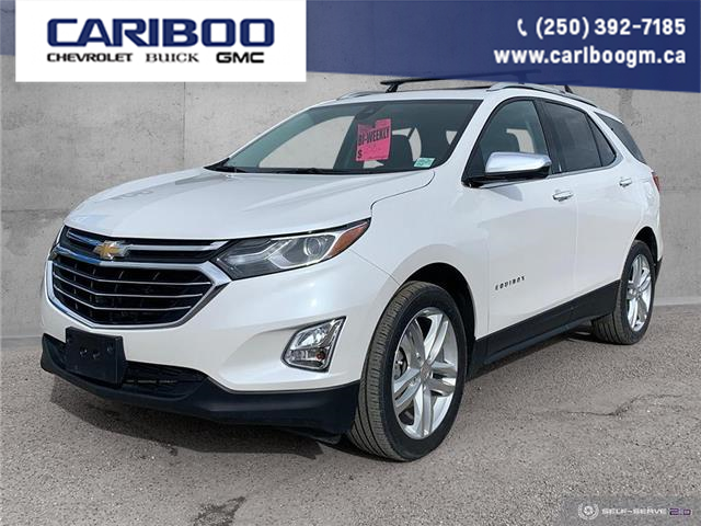 2019 Chevrolet Equinox Premier (Stk: 9772) in Williams Lake - Image 1 of 23