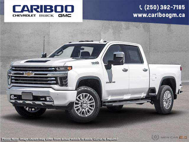 2021 Chevrolet Silverado 3500HD High Country (Stk: 21T121) in Williams Lake - Image 1 of 23