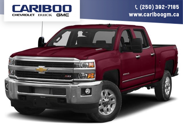2016 Chevrolet Silverado 2500HD LTZ (Stk: 21T124A) in Williams Lake - Image 1 of 10