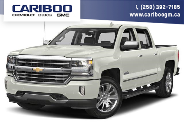 2018 Chevrolet Silverado 1500 High Country (Stk: 21T127A) in Williams Lake - Image 1 of 9