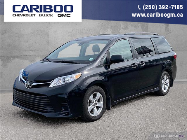2020 Toyota Sienna LE 8-Passenger (Stk: 9801) in Williams Lake - Image 1 of 35