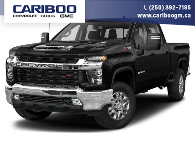 2022 Chevrolet Silverado 3500HD High Country (Stk: 7OD34991342) in Williams Lake - Image 1 of 9