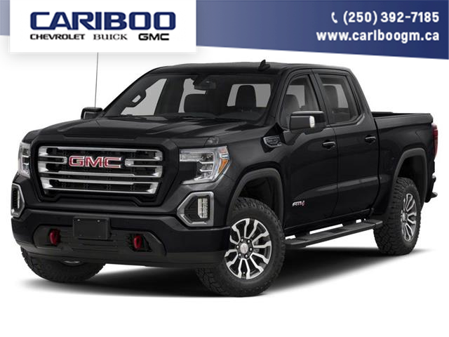 2022 GMC Sierra 1500 Limited AT4 (Stk: ZXHQC8) in Williams Lake - Image 1 of 9