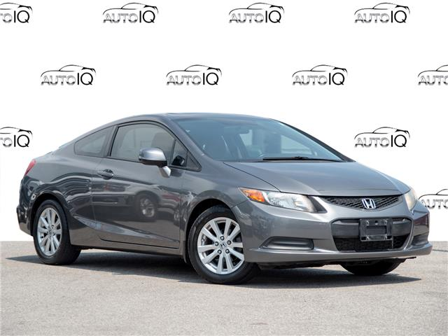 2012 Honda Civic EX (Stk: 20F1582T) in St. Catharines - Image 1 of 21