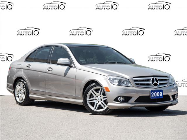 2009 Mercedes-Benz C-Class Base (Stk: 20MU632T1Z) in St. Catharines - Image 1 of 22