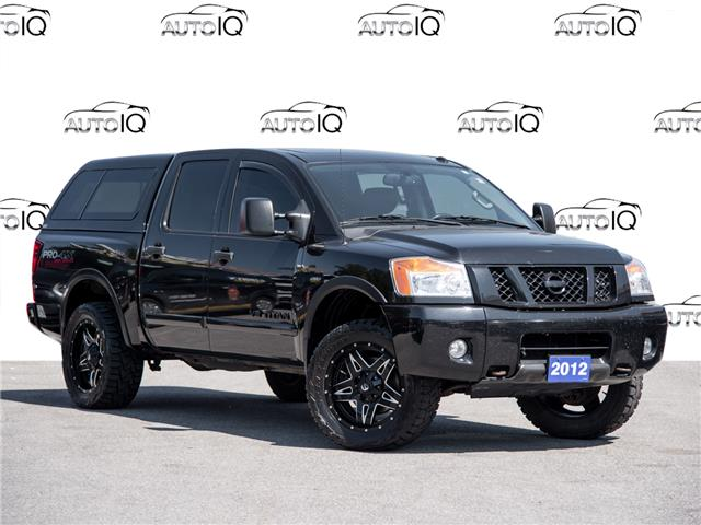 2012 Nissan Titan PRO-4X (Stk: 20F1311T) in St. Catharines - Image 1 of 22