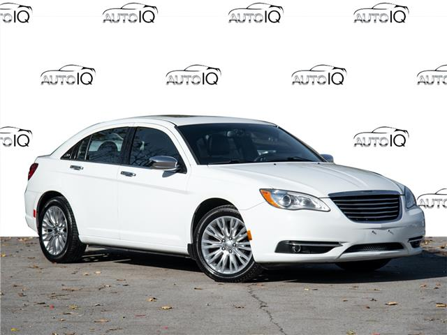 2014 Chrysler 200 Limited (Stk: 80-6) in St. Catharines - Image 1 of 25