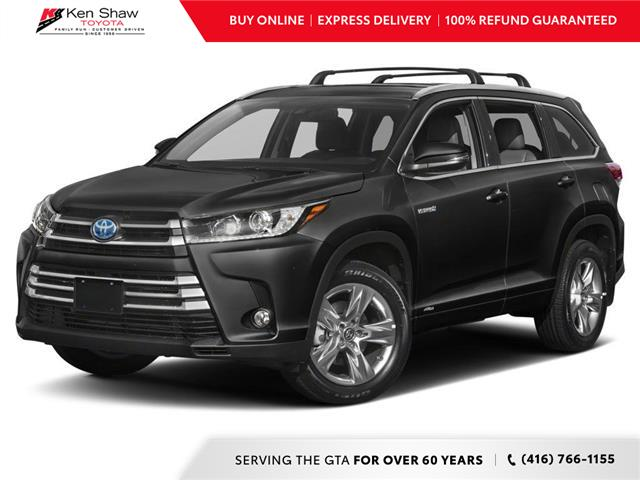 2019 Toyota Highlander Hybrid Limited (Stk: 79409) in Toronto - Image 1 of 9
