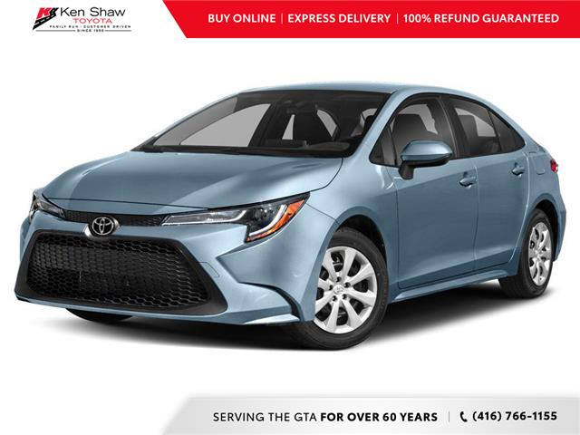 2020 Toyota Corolla LE (Stk: 79421) in Toronto - Image 1 of 9