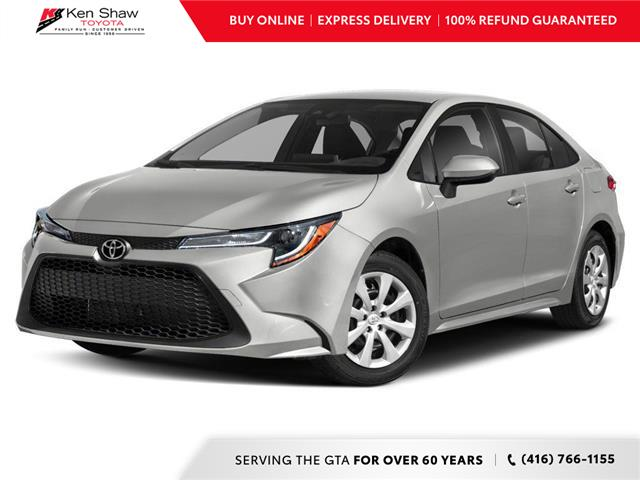 2020 Toyota Corolla LE (Stk: 79422) in Toronto - Image 1 of 9