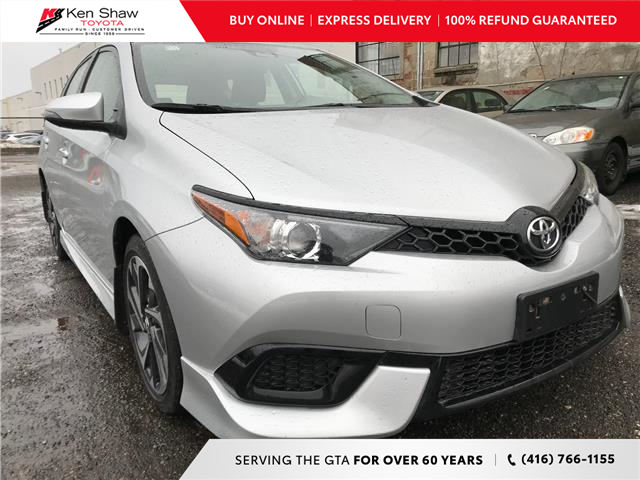 2018 Toyota Corolla iM Base (Stk: 16694A) in Toronto - Image 1 of 29