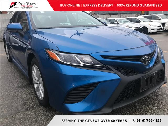 2018 Toyota Camry SE (Stk: 16601A) in Toronto - Image 1 of 25