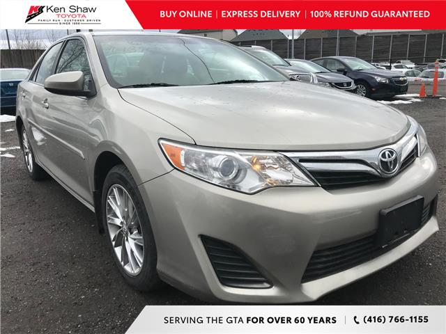 2014 Toyota Camry LE (Stk: 362559) in Toronto - Image 1 of 25