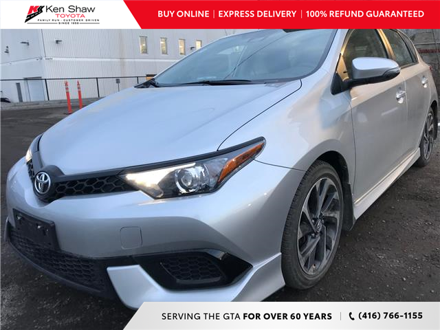 2018 Toyota Corolla iM Base (Stk: 16824A) in Toronto - Image 1 of 22