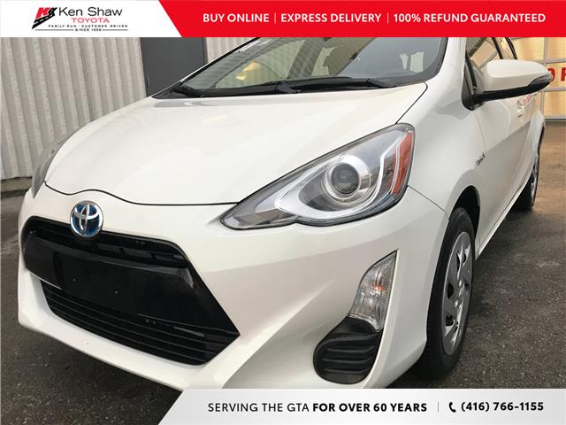 2016 Toyota Prius C Base (Stk: 16831A) in Toronto - Image 1 of 25