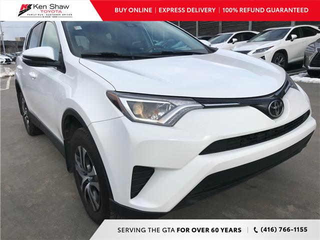 2017 Toyota RAV4 LE (Stk: 16473A) in Toronto - Image 1 of 29