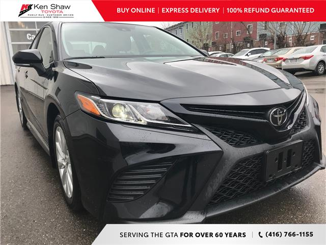2019 Toyota Camry LE (Stk: 16863A) in Toronto - Image 1 of 29