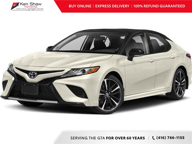 2020 Toyota Camry XSE (Stk: 79432) in Toronto - Image 1 of 5