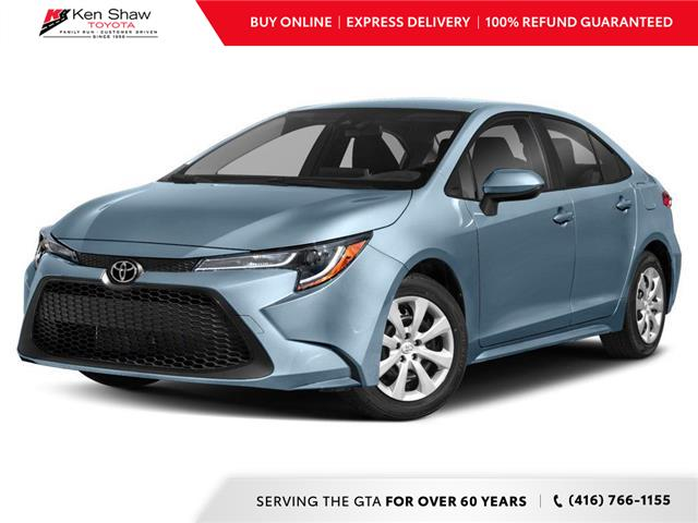 2020 Toyota Corolla LE (Stk: 79845) in Toronto - Image 1 of 9