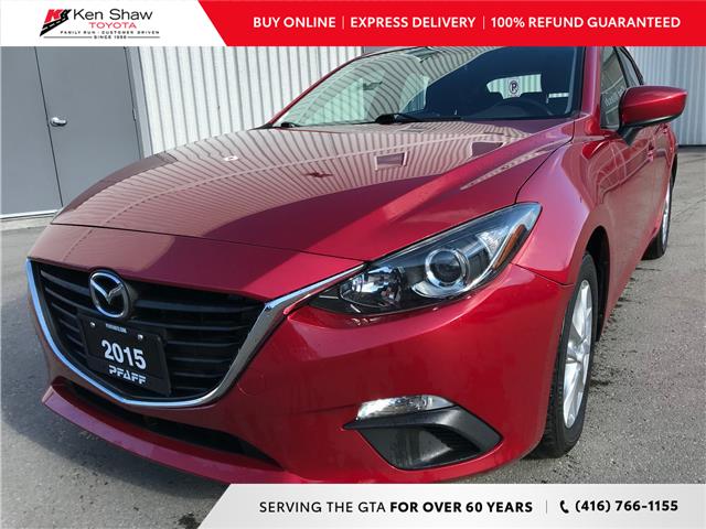 2015 Mazda Mazda3 Sport GS (Stk: 16889A) in Toronto - Image 1 of 24