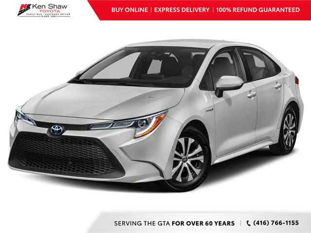 2020 Toyota Corolla Hybrid Base (Stk: 79879) in Toronto - Image 1 of 9