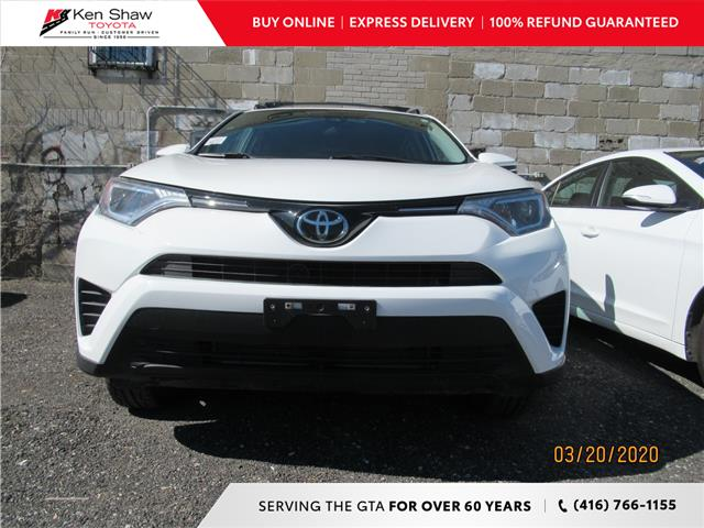 2017 Toyota RAV4 LE (Stk: 16918A) in Toronto - Image 1 of 15