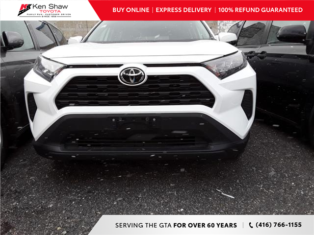 2019 Toyota RAV4 LE (Stk: 16925A) in Toronto - Image 1 of 20