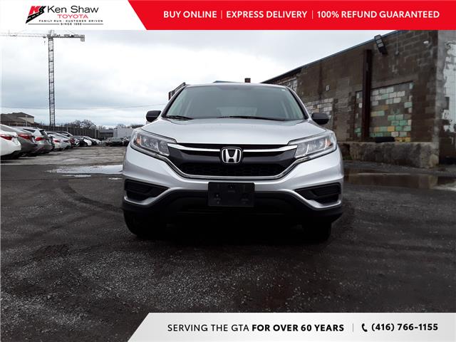 2016 Honda CR-V LX (Stk: 16937A) in Toronto - Image 1 of 19