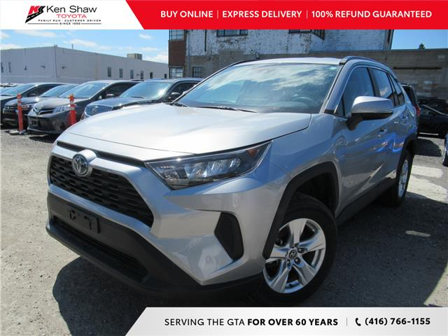 2020 Toyota RAV4 Hybrid LE (Stk: 16955A) in Toronto - Image 1 of 23