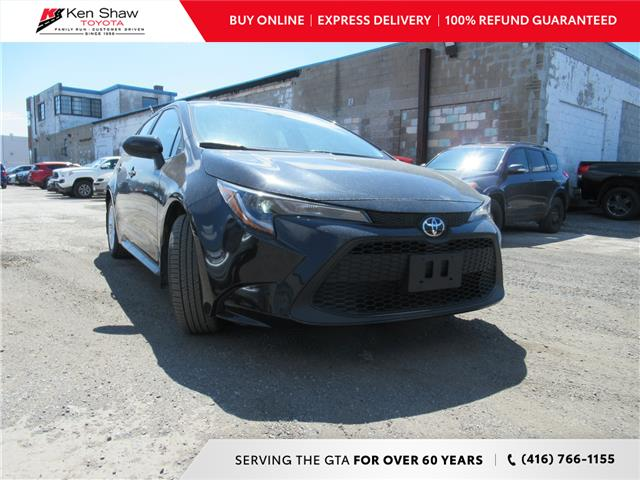 2020 Toyota Corolla LE (Stk: 16934A) in Toronto - Image 1 of 18
