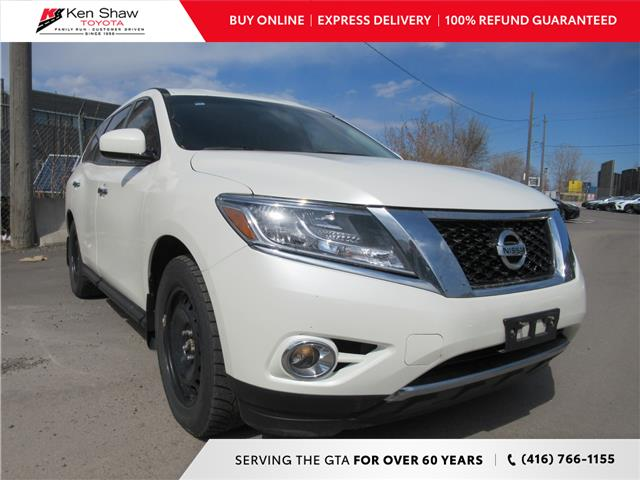 2015 Nissan Pathfinder S (Stk: L12731A) in Toronto - Image 1 of 10