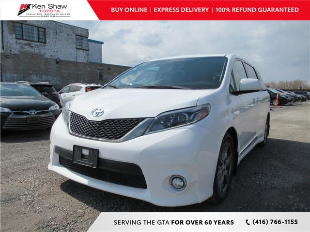 2017 Toyota Sienna SE 8 Passenger (Stk: 16921A) in Toronto - Image 1 of 16