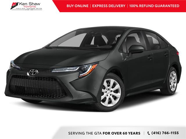 2020 Toyota Corolla LE (Stk: 79904) in Toronto - Image 1 of 9