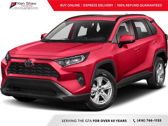 2020 Toyota RAV4 XLE (Stk: 79463) in Toronto - Image 1 of 10