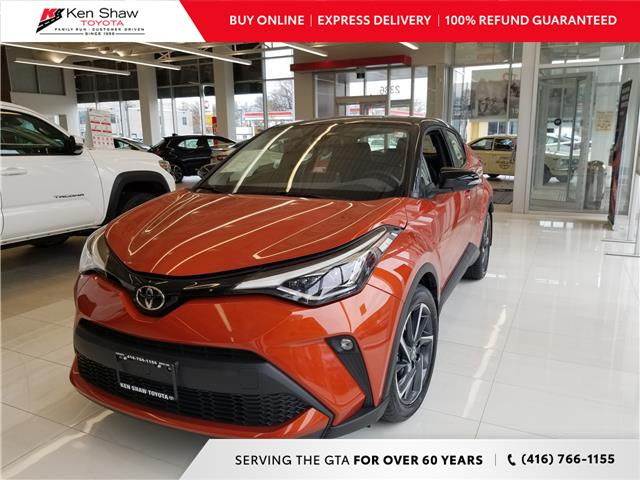 2020 Toyota C-HR Limited (Stk: 79655) in Toronto - Image 1 of 7