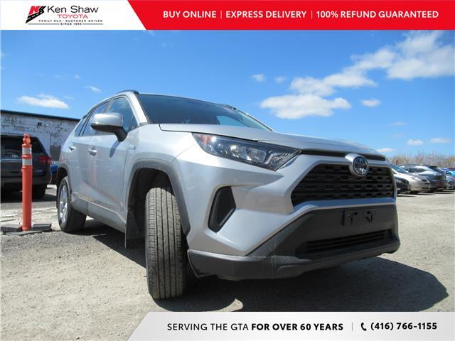 2020 Toyota RAV4 Hybrid LE (Stk: 16955A) in Toronto - Image 1 of 19