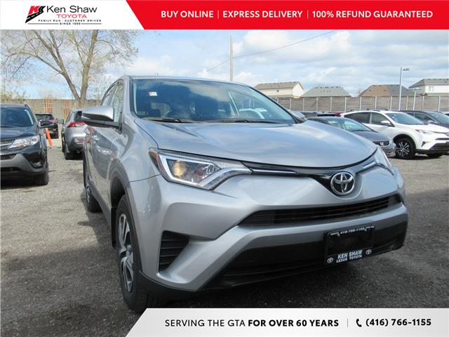 2016 Toyota RAV4 LE (Stk: 16970A) in Toronto - Image 1 of 15