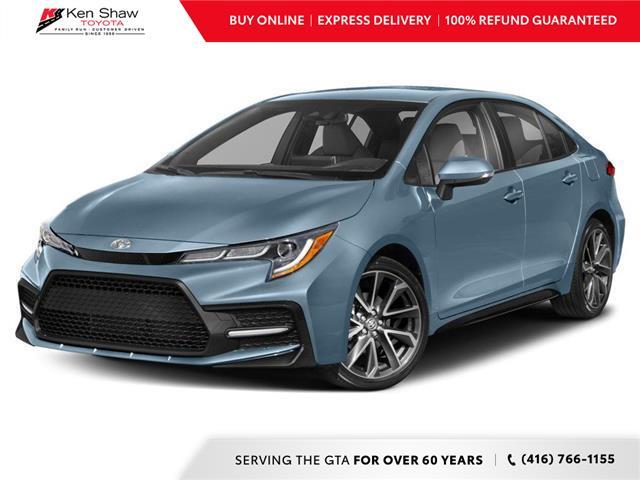 2020 Toyota Corolla XSE (Stk: 79724) in Toronto - Image 1 of 8