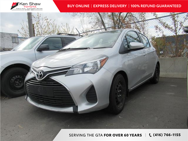 2015 Toyota Yaris LE (Stk: 16969A) in Toronto - Image 1 of 10
