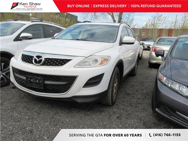 2012 Mazda CX-9 GS (Stk: L12735A) in Toronto - Image 1 of 12