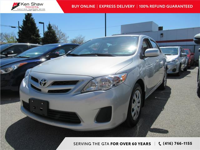 2012 Toyota Corolla CE (Stk: 79900A) in Toronto - Image 1 of 15