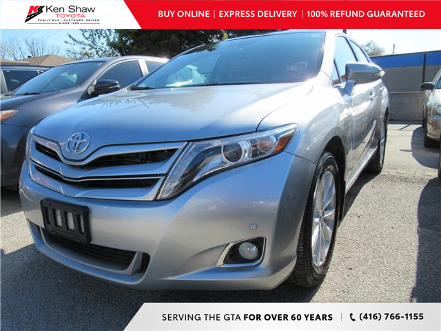 2016 Toyota Venza Base (Stk: 16973A) in Toronto - Image 1 of 24