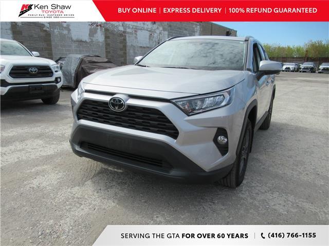 2019 Toyota RAV4 XLE (Stk: L12432XA) in Toronto - Image 1 of 17