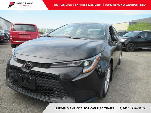 2020 Toyota Corolla LE (Stk: 16933A) in Toronto - Image 1 of 15