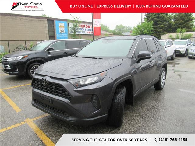 2019 Toyota RAV4 LE (Stk: 16938A) in Toronto - Image 1 of 14