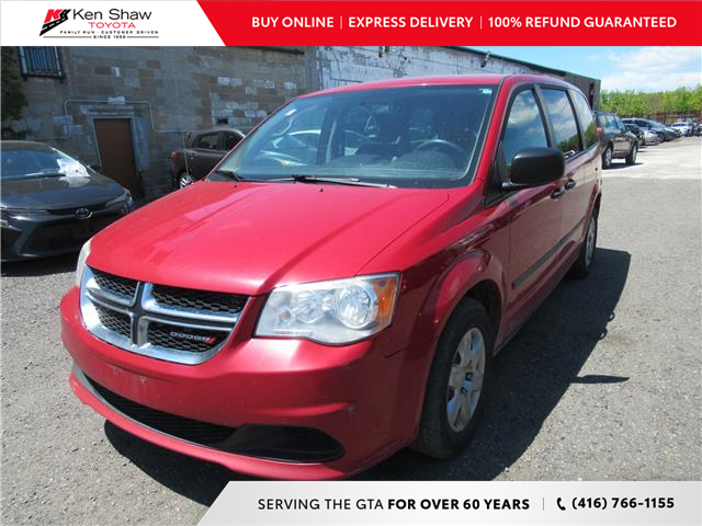 2012 Dodge Grand Caravan SE/SXT (Stk: 79347A) in Toronto - Image 1 of 12