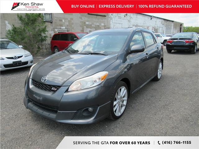 2009 Toyota Matrix XR (Stk: 16990A) in Toronto - Image 1 of 13