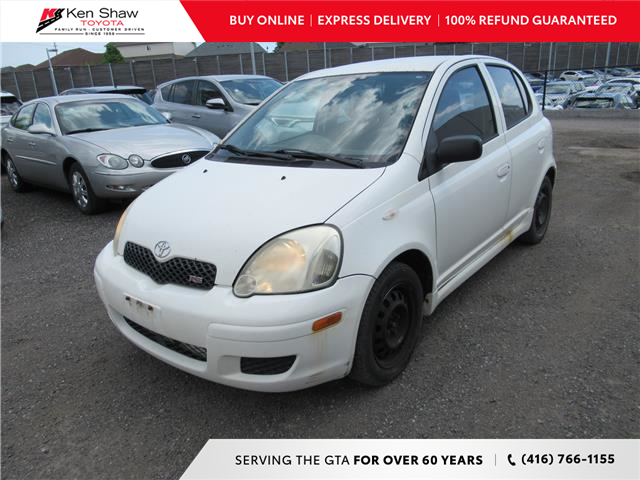2004 Toyota Echo LE (Stk: 79845A) in Toronto - Image 1 of 11
