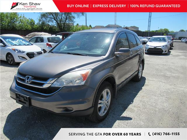 2010 Honda CR-V EX (Stk: 79838A) in Toronto - Image 1 of 14