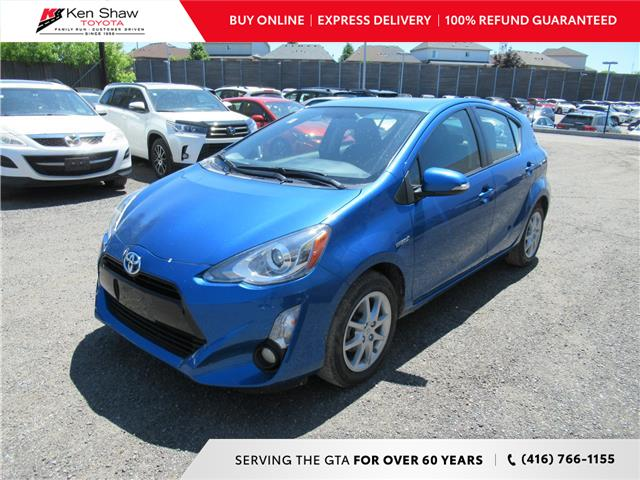 2015 Toyota Prius C Base (Stk: 79935A) in Toronto - Image 1 of 16